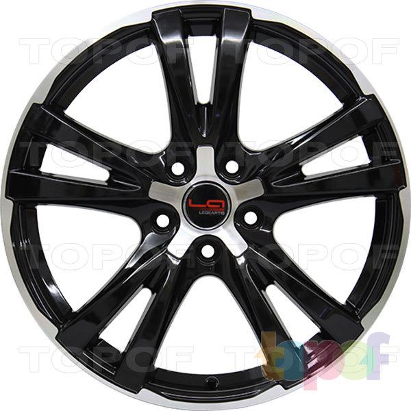 Колесные диски Replica LegeArtis H501. Изображение модели #2