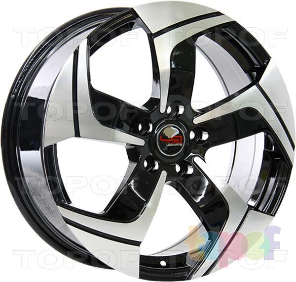 Колесные диски Replica LegeArtis H502. Изображение модели #1