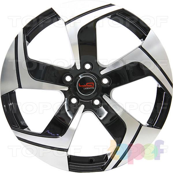Колесные диски Replica LegeArtis H502. Изображение модели #2
