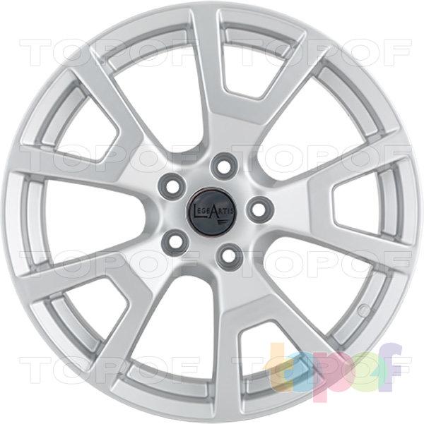 Колесные диски Replica LegeArtis H55. Изображение модели #2