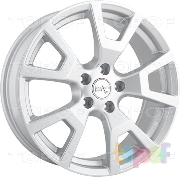 Колесные диски Replica LegeArtis H55. Изображение модели #3
