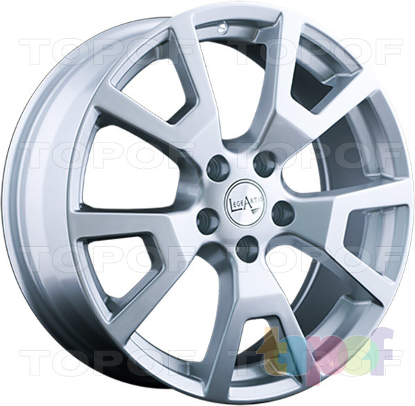 Колесные диски Replica LegeArtis H55. Изображение модели #4