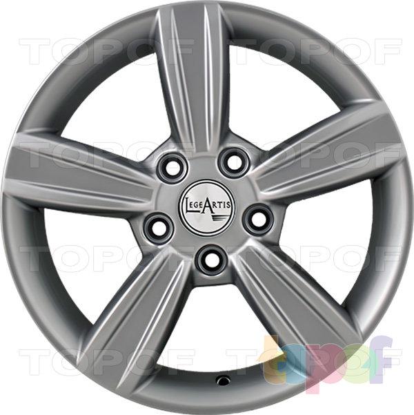 Колесные диски Replica LegeArtis H58. Изображение модели #1