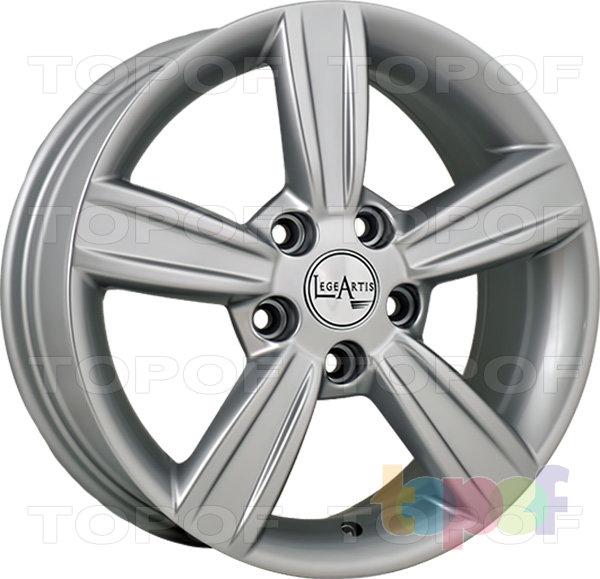 Колесные диски Replica LegeArtis H58. Изображение модели #2