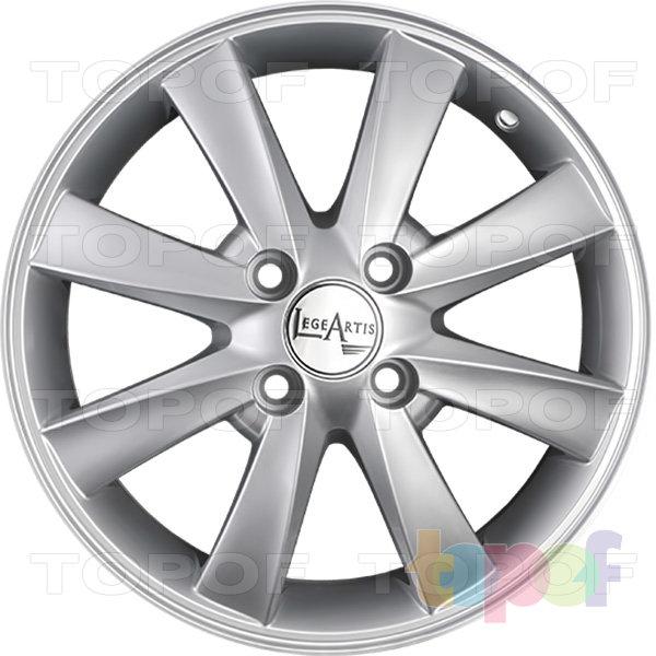 Колесные диски Replica LegeArtis HND102. Изображение модели #2