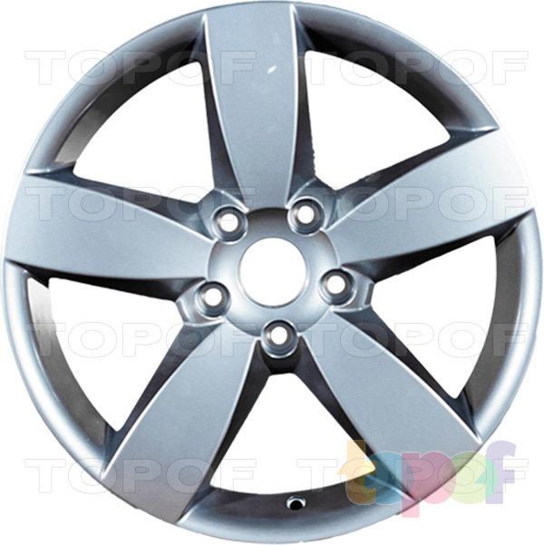 Колесные диски Replica LegeArtis HND11. Изображение модели #3