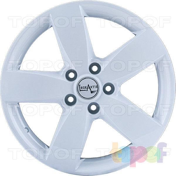 Колесные диски Replica LegeArtis HND11. Изображение модели #5