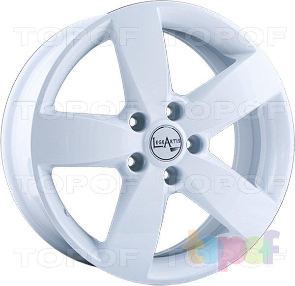 Колесные диски Replica LegeArtis HND11. Изображение модели #6