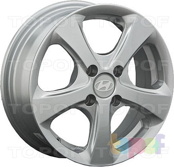 Колесные диски Replica LegeArtis HND21. Изображение модели #1