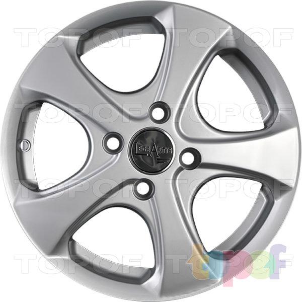 Колесные диски Replica LegeArtis HND21. Изображение модели #2