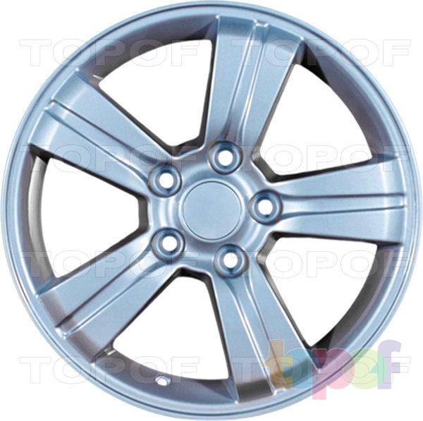 Колесные диски Replica LegeArtis HND24. Изображение модели #1