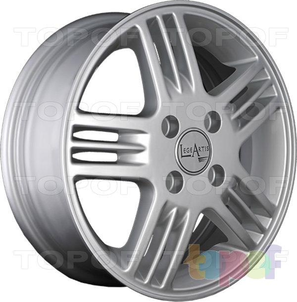 Колесные диски Replica LegeArtis HND27. Изображение модели #3