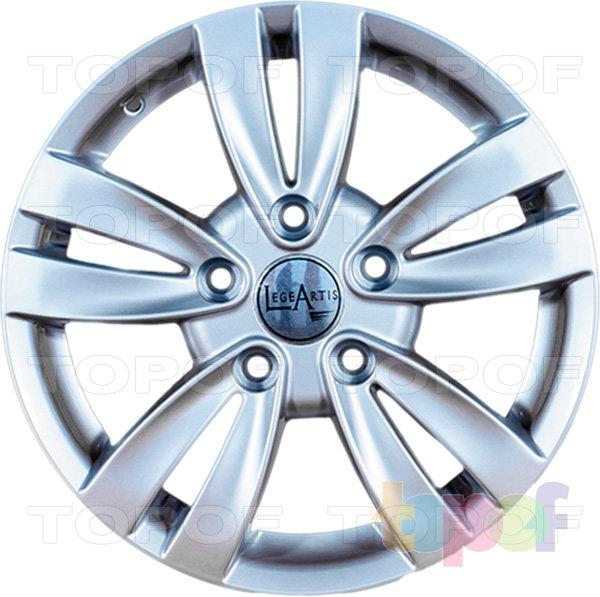 Колесные диски Replica LegeArtis HND46. Изображение модели #5
