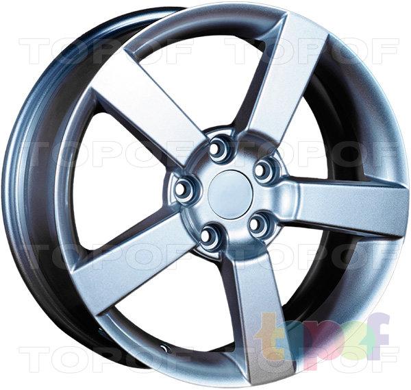 Колесные диски Replica LegeArtis HND50. Изображение модели #2