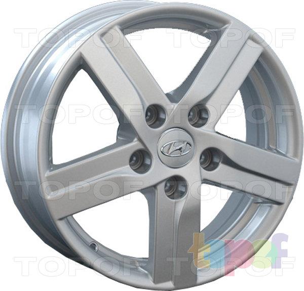 Колесные диски Replica LegeArtis HND54