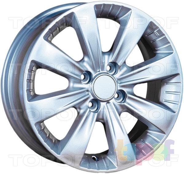 Колесные диски Replica LegeArtis HND72. Изображение модели #2
