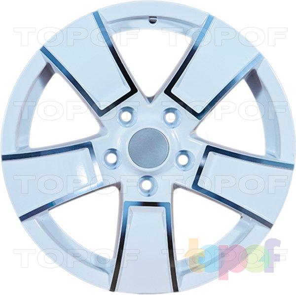 Колесные диски Replica LegeArtis HND8. Изображение модели #3