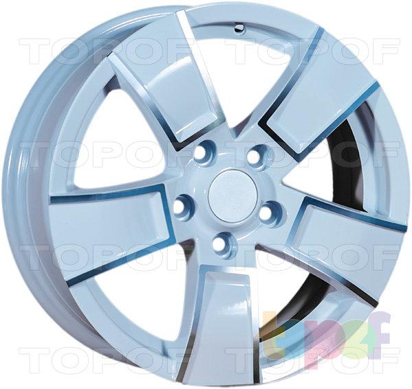 Колесные диски Replica LegeArtis HND8. Изображение модели #4