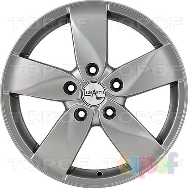 Колесные диски Replica LegeArtis HND97. Изображение модели #2