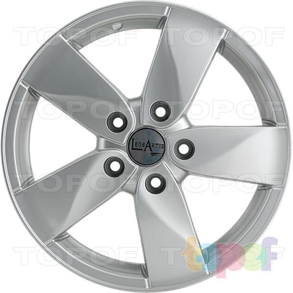 Колесные диски Replica LegeArtis HND97. Изображение модели #3