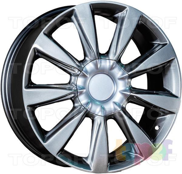 Колесные диски Replica LegeArtis INF10. Изображение модели #3