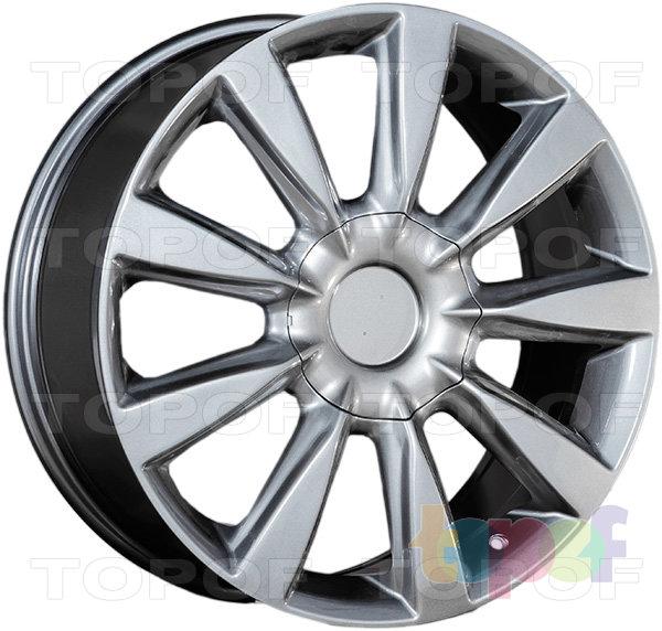 Колесные диски Replica LegeArtis INF10. Изображение модели #4