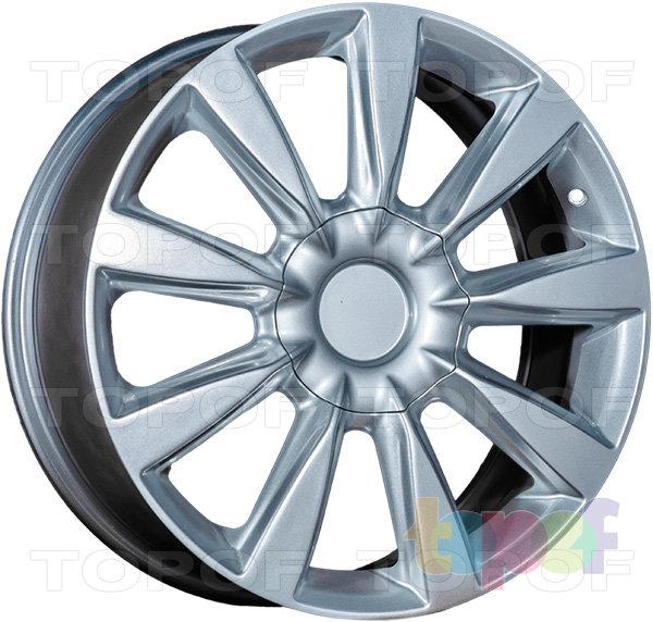 Колесные диски Replica LegeArtis INF10. Изображение модели #6
