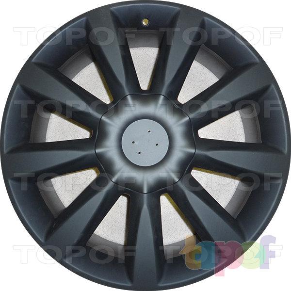 Колесные диски Replica LegeArtis INF10. MB - матовый черный