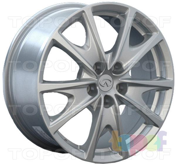 Колесные диски Replica LegeArtis INF13