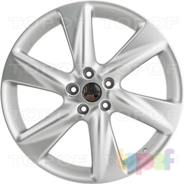 Колесные диски Replica LegeArtis INF14. Изображение модели #5