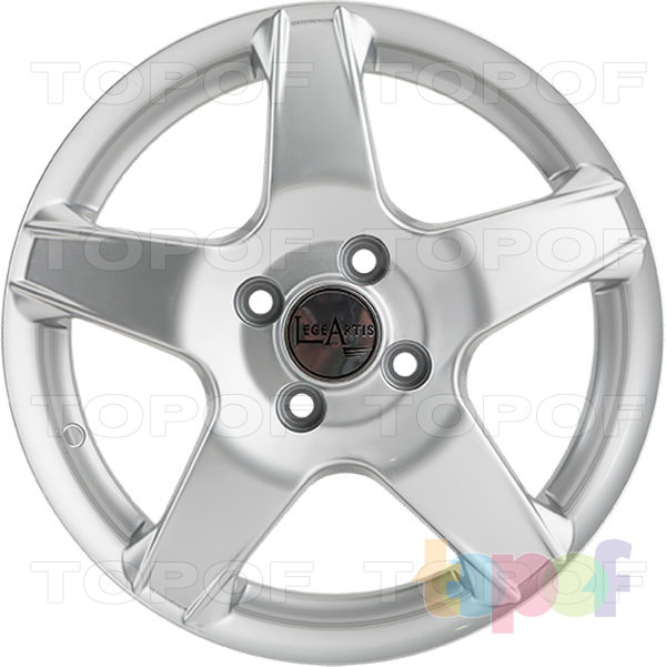 Колесные диски Replica LegeArtis KI105. Изображение модели #2