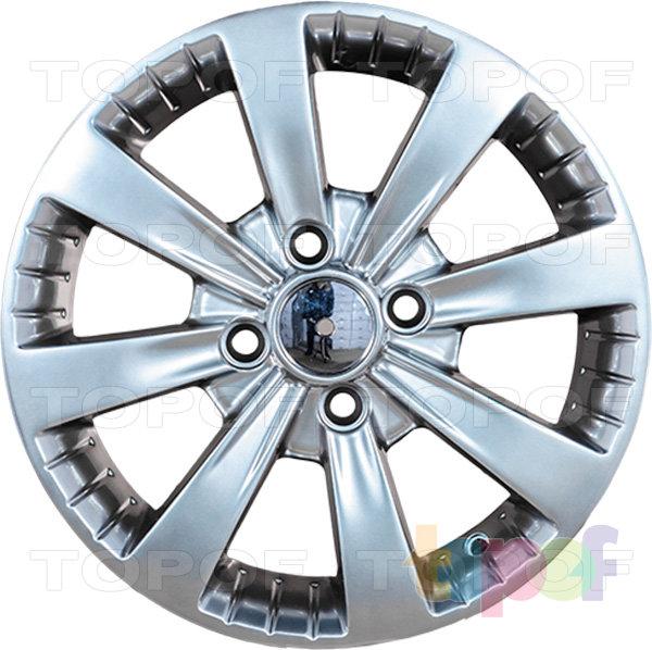 Колесные диски Replica LegeArtis KI11. Изображение модели #1