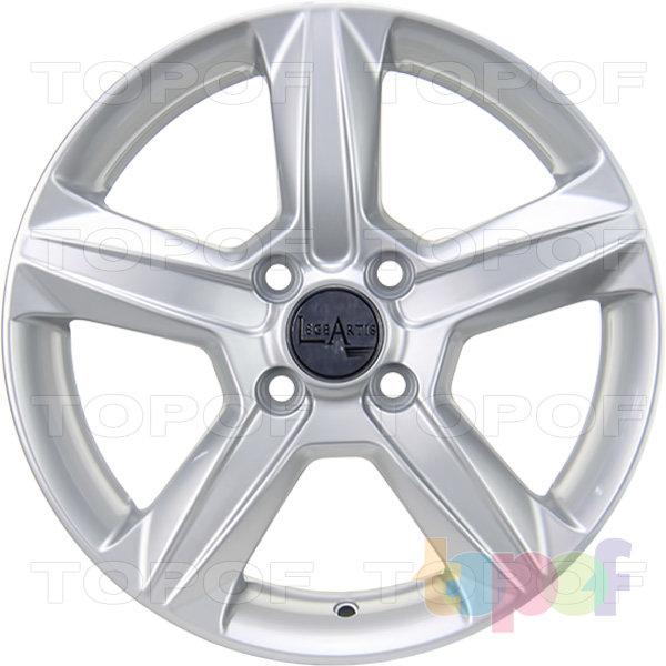 Колесные диски Replica LegeArtis KI115. Изображение модели #2