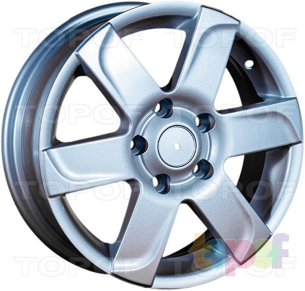 Колесные диски Replica LegeArtis KI12. Изображение модели #2