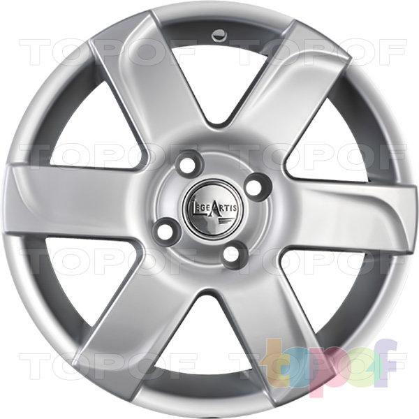 Колесные диски Replica LegeArtis KI12. Изображение модели #3