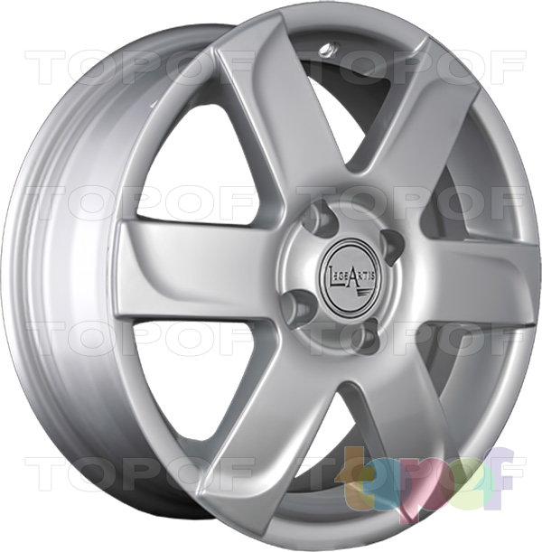 Колесные диски Replica LegeArtis KI12. Изображение модели #4
