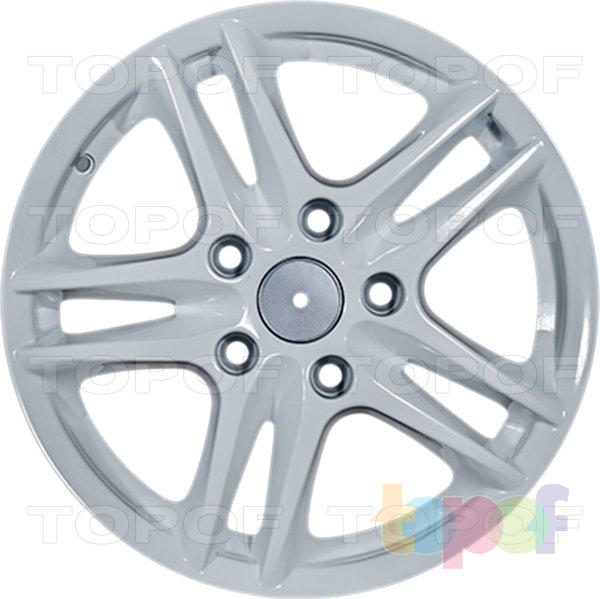 Колесные диски Replica LegeArtis KI14. Изображение модели #5