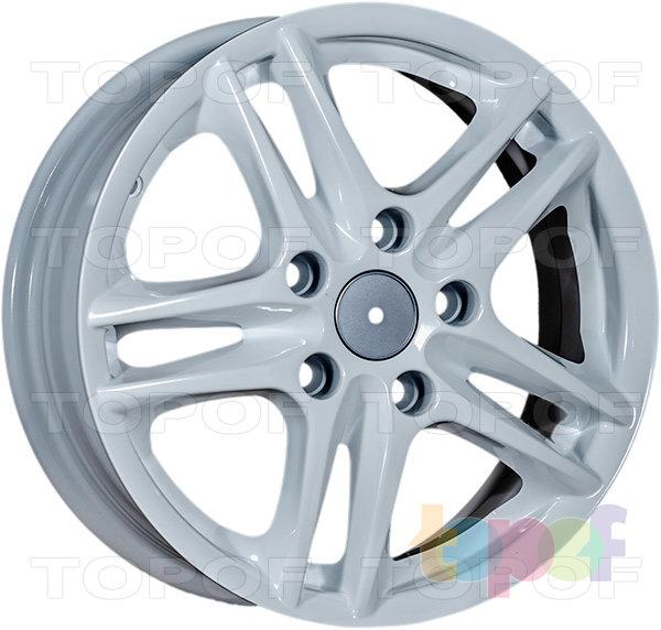 Колесные диски Replica LegeArtis KI14. Изображение модели #6