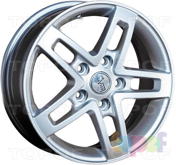 Колесные диски Replica LegeArtis KI15. Изображение модели #2