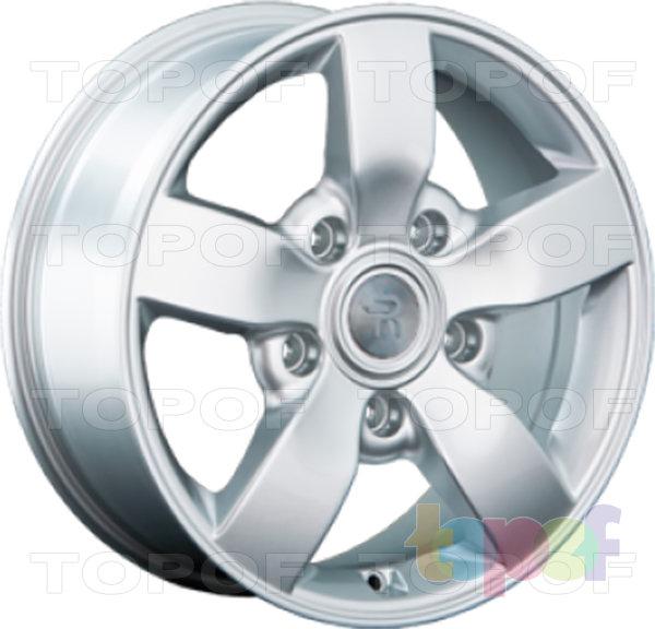 Колесные диски Replica LegeArtis KI16