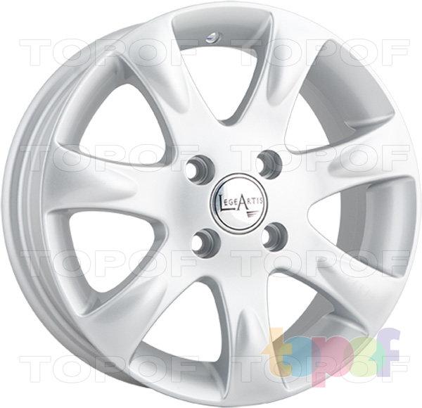 Колесные диски Replica LegeArtis KI21. Изображение модели #1
