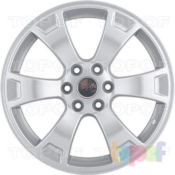 Колесные диски Replica LegeArtis KI24