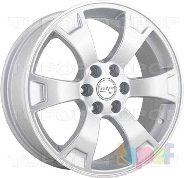 Колесные диски Replica LegeArtis KI24. Изображение модели #2