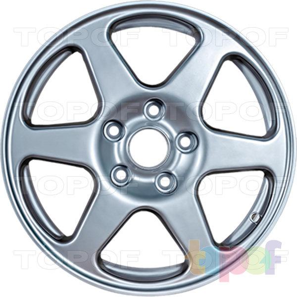 Колесные диски Replica LegeArtis KI26. Изображение модели #1