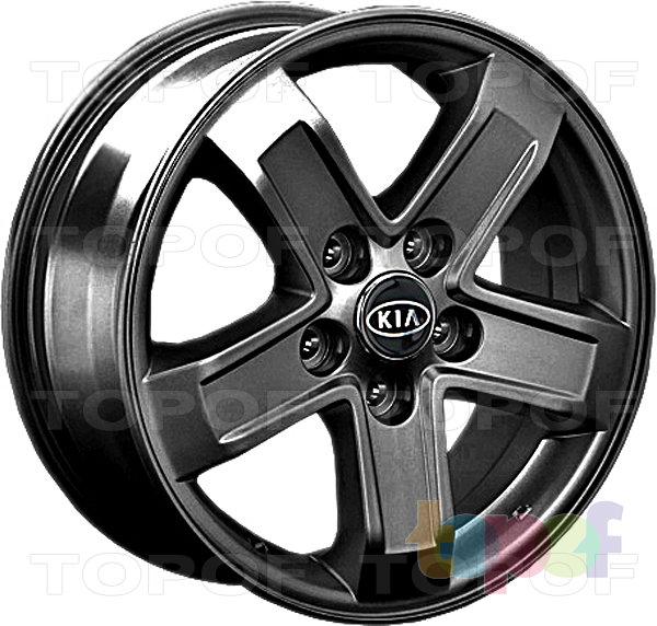 Колесные диски Replica LegeArtis KI30. Изображение модели #2