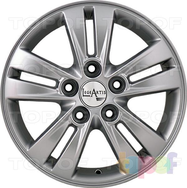 Колесные диски Replica LegeArtis KI31. Изображение модели #2