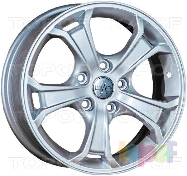 Колесные диски Replica LegeArtis KI35. Изображение модели #2