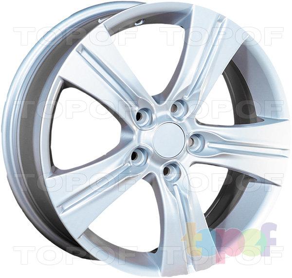 Колесные диски Replica LegeArtis KI36. Изображение модели #2
