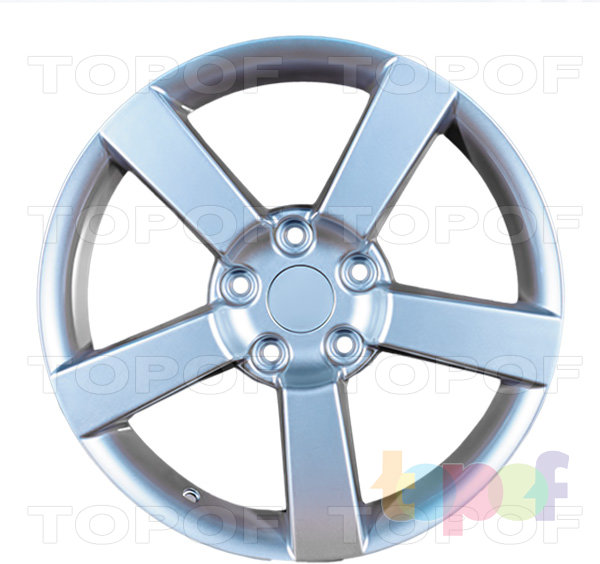 Колесные диски Replica LegeArtis KI39. Изображение модели #1
