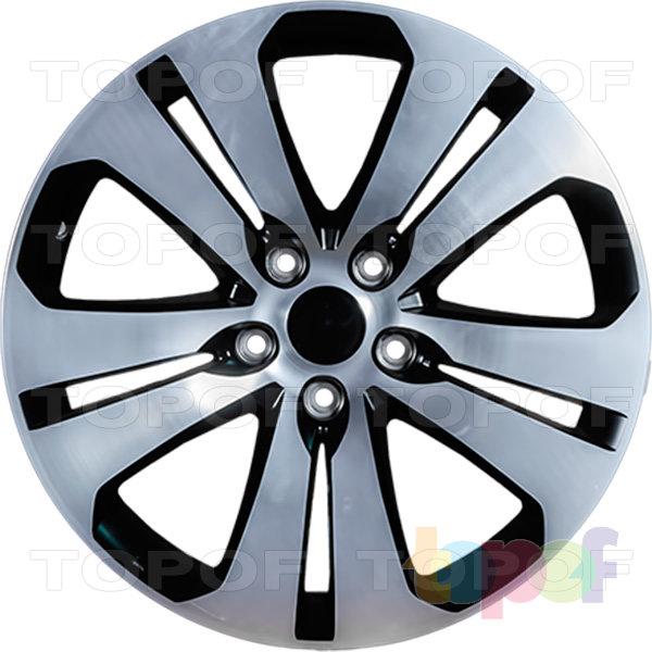 Колесные диски Replica LegeArtis Ki42. Изображение модели #1